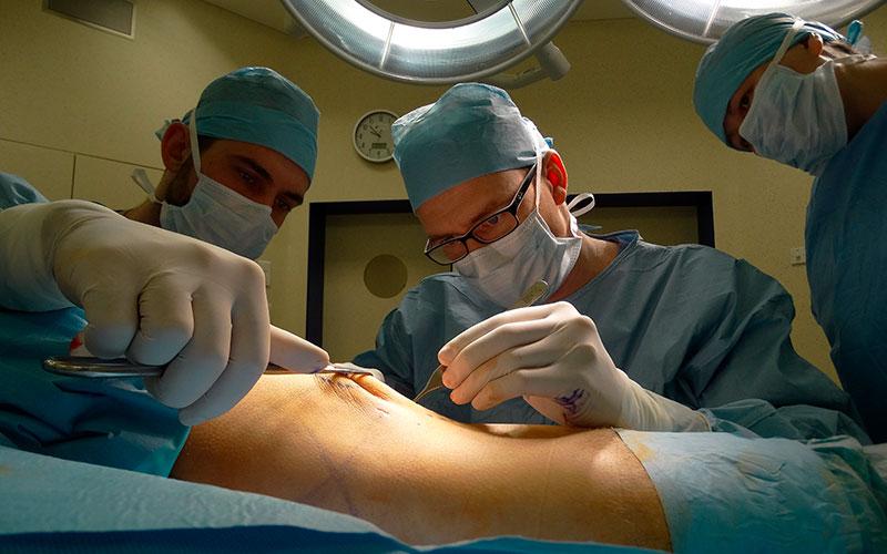 DrMick operacja