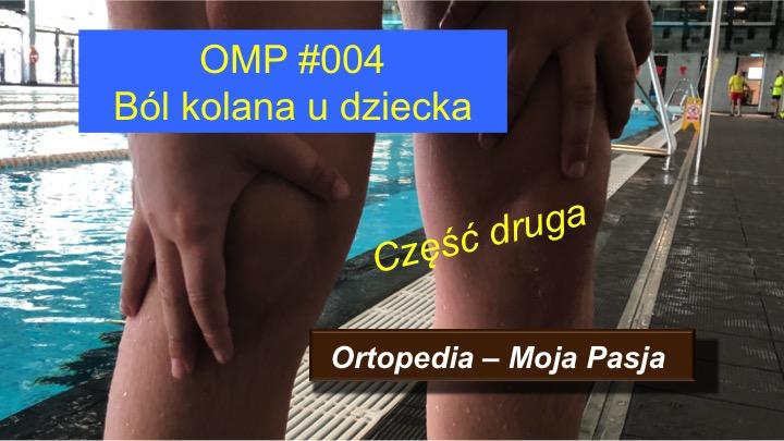 Ból kolana cz.2